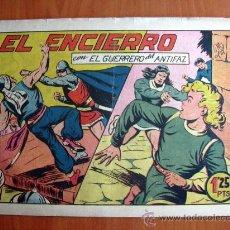Tebeos: EL GUERRERO DEL ANTIFAZ, Nº 140. Lote 12601524