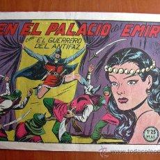 Tebeos: EL GUERRERO DEL ANTIFAZ, Nº 150. Lote 12601553