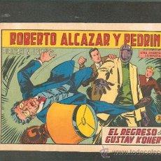 Tebeos: ROBERTO ALCAZAR Y PEDRÍN Nº 925,ED.VALENCIANA. Lote 24698554