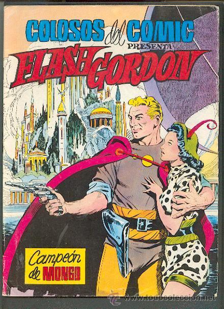 COLOSOS DEL COMIC,FLASH GORDON Nº 9,ED.VALENCIANA (Tebeos y Comics - Valenciana - Colosos del Comic)