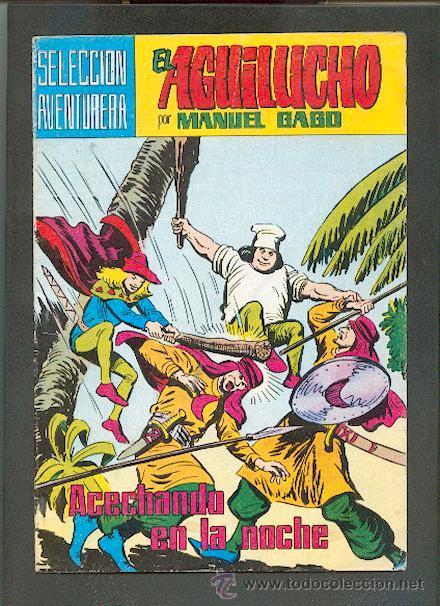 EL AGUILUCHO Nº 29,ED.VALENCIANA (Tebeos y Comics - Valenciana - Otros)