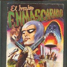 Tebeos: EL HOMBRE ENMASCARADO Nº1,ED.VALENCIANA. Lote 24698559