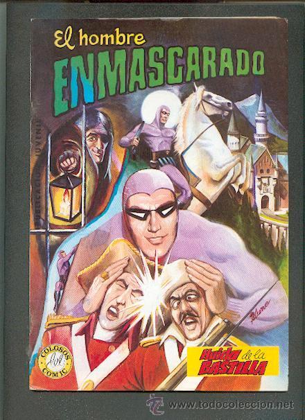EL HOMBRE ENMASCARADO Nº 5,ED.VALENCIANA (Tebeos y Comics - Valenciana - Otros)