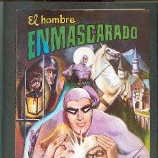 Tebeos: EL HOMBRE ENMASCARADO Nº 5,ED.VALENCIANA. Lote 12747336