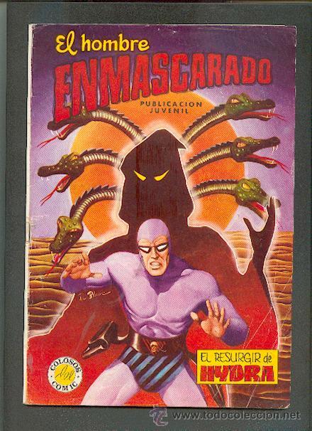 EL HOMBRE ENMASCARADO Nº 31,ED.VALENCIANA (Tebeos y Comics - Valenciana - Otros)