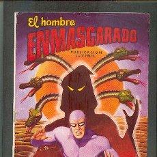 Tebeos: EL HOMBRE ENMASCARADO Nº 31,ED.VALENCIANA. Lote 12747351