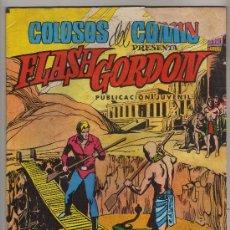Tebeos: COLOSOS DEL COMIC,FLASH GORDON-Nº 21 DE EDITORIA VALANCIANA-DOS HISTORIAS A TODO COLOR.. Lote 23632260