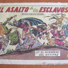 Tebeos: EL GUERRERO DEL ANTIFAZ Nº 346. Lote 12897442