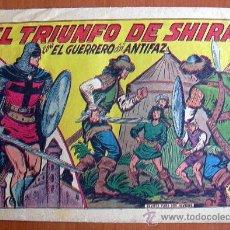 Tebeos: EL GUERRERO DEL ANTIFAZ Nº 293. Lote 12897475