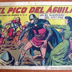 Tebeos: EL GUERRERO DEL ANTIFAZ Nº 329. Lote 12897488