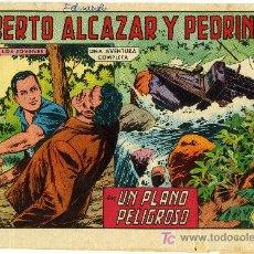 Tebeos: ROBERTO ALCAZAR Y PEDRIN - EL TESORO DEL CONQUISTADOR - Nº 716 - AÑO 1958. Lote 26290028