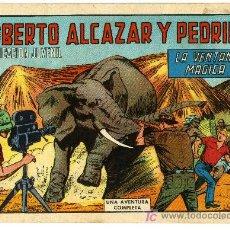 Tebeos: ROBERTO ALCAZAR Y PEDRIN - LA VENTANA MAGICA- Nº 787 - AÑO 1958. Lote 26290029