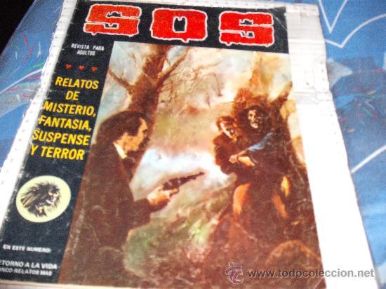 COMIC TERROR SOS: 20 2ª EPOCA (Tebeos y Comics - Valenciana - S.O.S)