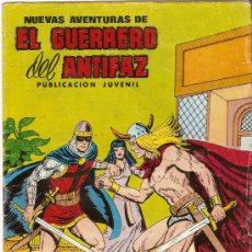 Tebeos: EL GUERRERO DEL ANTIFAZ - Nº 448 - NUEVAS AVENTURAS - Nº 105 - EDT. VALENCIANA. Lote 13086910