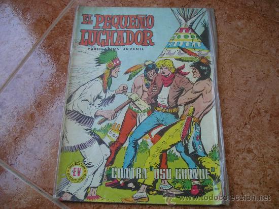 EL PEQUEÑO LUCHADOR.NUMERO 63 (Tebeos y Comics - Valenciana - Pequeño Luchador)