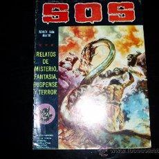 Livros de Banda Desenhada: SOS.Nº 24. 2ª EPOCA. RELATOS DE MISTERIO SUSPENSE Y TERROR. EDIVAL. Lote 13153573
