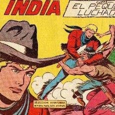 Tebeos: EL PEQUEÑO LUCHADOR Nº105. DIBUJOS DE MANUEL GAGO (ORIGINAL). Lote 13180033
