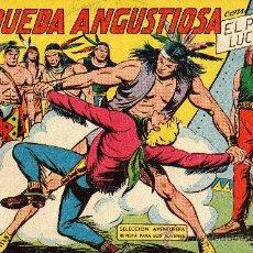 Tebeos: EL PEQUEÑO LUCHADOR Nº108. DIBUJOS DE MANUEL GAGO (ORIGINAL). Lote 13187830