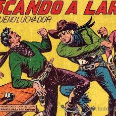 Tebeos: EL PEQUEÑO LUCHADOR Nº122. DIBUJOS DE MANUEL GAGO (ORIGINAL). Lote 13188000