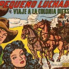 Tebeos: EL PEQUEÑO LUCHADOR Nº220. DIBUJOS DE MANUEL GAGO (ORIGINAL). Lote 13212992
