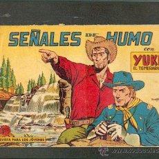 Tebeos: YUKI EL TEMERARIO Nº25,ED.VALENCIANA. Lote 24832053