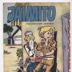 Tebeos: TEBEO: JAIMITO. PUBLICACION JUVENIL OLIVER . Nº 1649. Lote 13371132