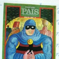 Tebeos: HEROES DEL COMIC 15. Nº 384. 1989. PEQUEÑO PAIS. EL GUERRERO DEL ANTIFAZ.. Lote 13588699