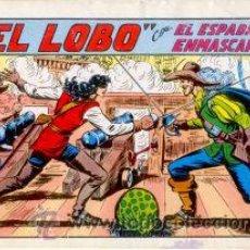 Tebeos: EL ESPADACHÍN ENMASCARADO Nº 20,AÑO 1981,ED.VALENCIANA. Lote 13683937