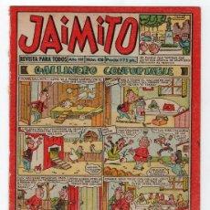 Tebeos: JAIMITO REVISTA PARA TODOS.Nº 430. AÑO XIII. 4 ENERO 1958. EDITORIAL VALENCIANA. . Lote 13707225