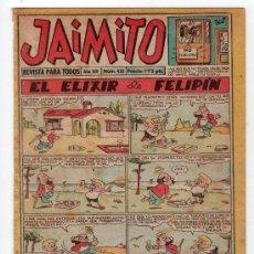 Tebeos: JAIMITO REVISTA PARA TODOS.Nº 432. AÑO XIII. 18 ENERO 1958. EDITORIAL VALENCIANA. . Lote 13707234