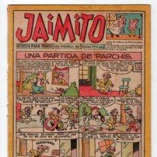 Tebeos: JAIMITO REVISTA PARA TODOS.Nº 416. AÑO XII. 28 SEPTIEMBRE 1957. EDITORIAL VALENCIANA. . Lote 13707262