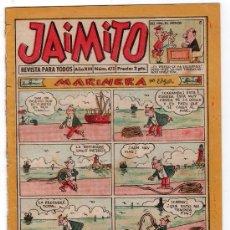 Tebeos: JAIMITO REVISTA PARA TODOS.Nº 473. AÑO XIII. 1958. EDITORIAL VALENCIANA. . Lote 13707904
