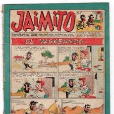Tebeos: JAIMITO REVISTA PARA TODOS.Nº 462. AÑO XIII. 16 AGOSTO 1958. EDITORIAL VALENCIANA. . Lote 13707993