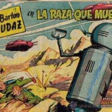Tebeos: FREDY BARTON EL AUDAZ (VALENCIANA) ORIGINAL 1960 Nº.3. Lote 26874141