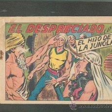 Tebeos: EL HIJO DE LA JUNGLA Nº27,ED.VALENCIANA. Lote 24986460