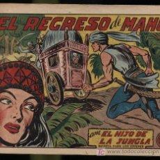 Tebeos: EL HIJO DE LA JUNGLA. Nº 11. Lote 23081310