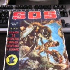 Livros de Banda Desenhada: SOS Nº 23 SEGUNDA EPOCA. Lote 24987320