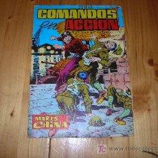 Tebeos: COMANDOS EN ACCION VALENCIANA EL 1 CJ 4. Lote 14907936