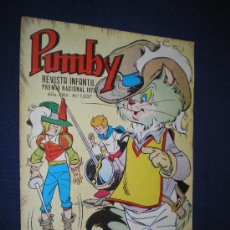 Tebeos: PUMBY Nº 1037 - EDIVAL 1977. Lote 14920579