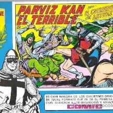 Tebeos: EL GUERRERO DEL ANTIFAZ - Nº33 -*** 1981-CONTIENE 6 NUMEROS DEL 207 AL 211. Lote 14968026