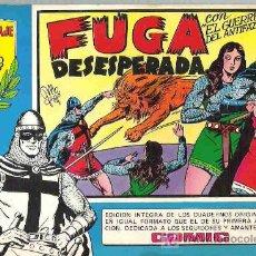 Tebeos: EL GUERRERO DEL ANTIFAZ - Nº4 -*** 1981 CONTIENE LOS NUMEROS 17 AL 20. Lote 14968059