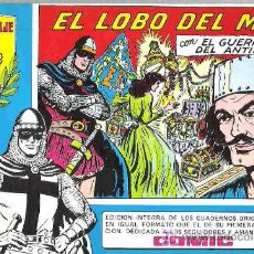 Tebeos: EL GUERRERO DEL ANTIFAZ - Nº47 -*** 1981 CONTIENE 6 NUMEROS DEL 305 AL 310. Lote 14968091