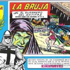 Tebeos: EL GUERRERO DEL ANTIFAZ - Nº 48 -*** 1981 CONTIENE 6 NUMEROS DEL 312 AL 317. Lote 14968113
