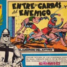 Tebeos: EL GUERRERO DEL ANTIFAZ. HOMENAJE A MANUEL GAGO Nº 3. EDITORIAL VALENCIANA.. Lote 15112923