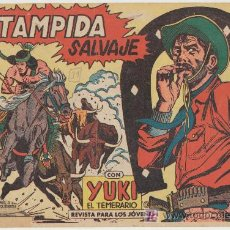 Tebeos: YUKI EL TEMERARIO Nº 59.. Lote 15349872