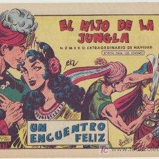 Tebeos: EL HIJO DE LA JUNGLA Nº 5. EXTRAORDINARIO DE NAVIDAD (1597) SIN ABRIR. Lote 25675250