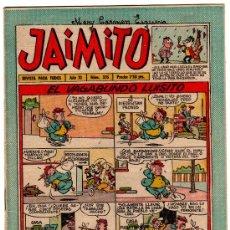 Tebeos: JAIMITO LOTE DE 8 EJEMPLARES , VER TODAS LAS PORTADAS Y NUMERACIONES. Lote 22623217