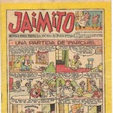 Tebeos: JAIMITO Nº 416 AÑO 1957. Lote 19226562