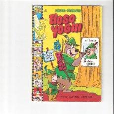 Tebeos: EL OSO YOGUI Nº 4-HANNA-BARBERA-EDITORIAL VALENCIANA 1983. Lote 15426629