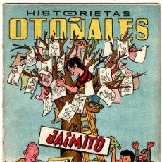 Tebeos: JAIMITO HISTORIETAS OTOÑALES, EXCELENTE ESTADO. Lote 22664575